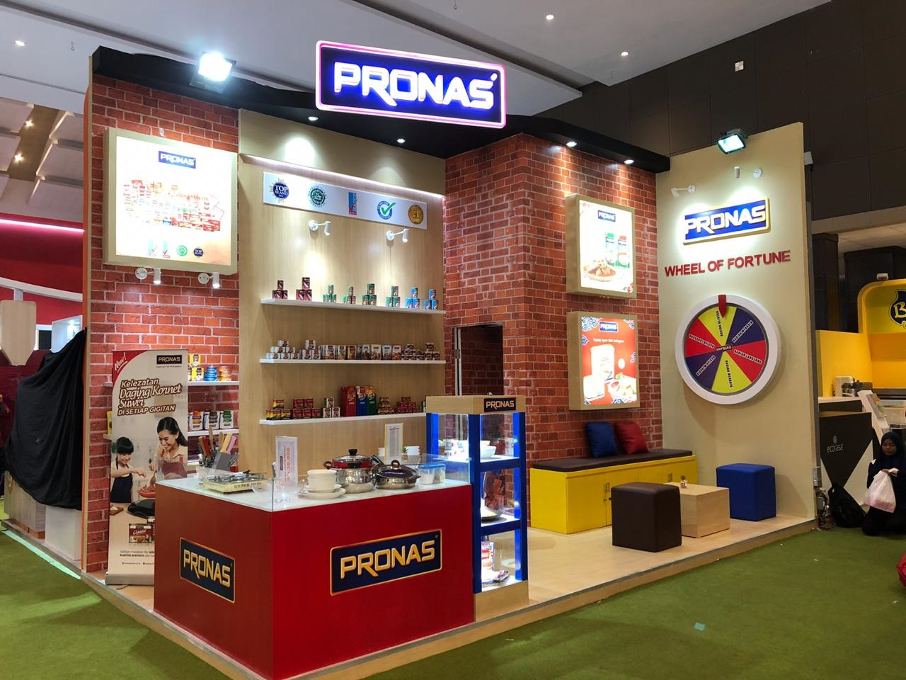 Pronas SIAL Interfood 2019