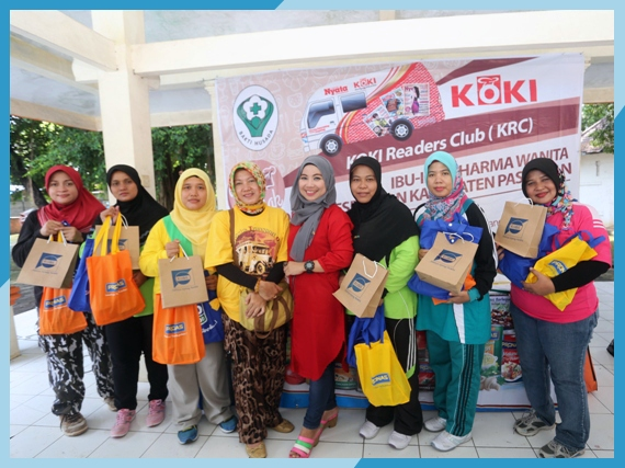 Koki Readers Club - Pasuruan, 31 Mei 2016