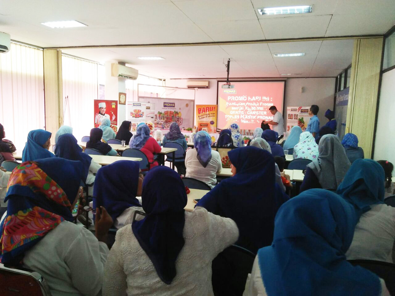Kopdar Dapoer Pronas Surabaya