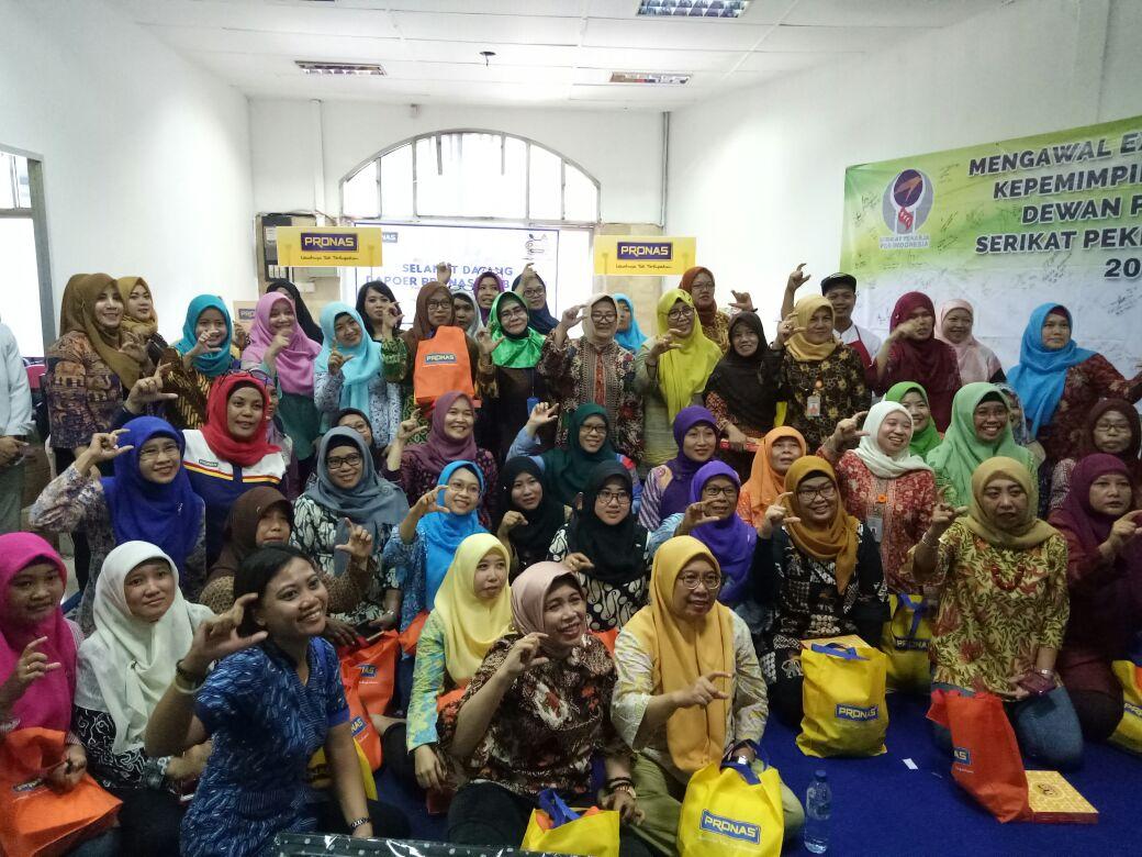 Dapoer pronas club kantor pusat Pos Indonesia