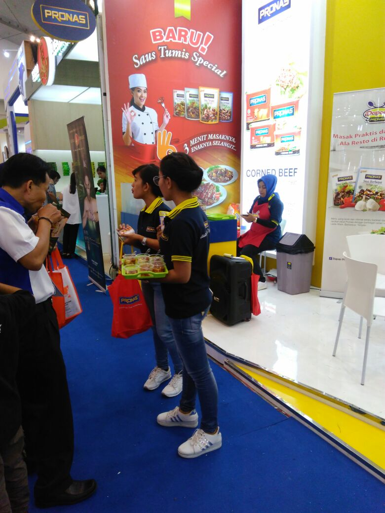 Trade Expo Indonesia 2017