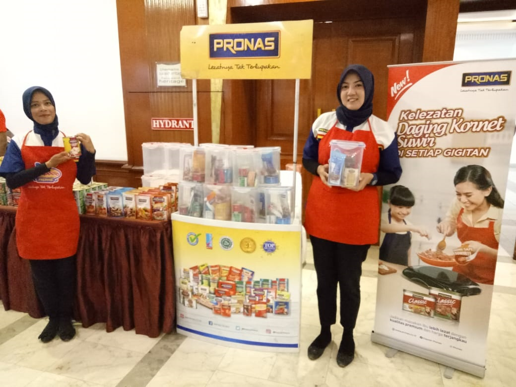 Cooking Class Bersama Pronas di Bogor