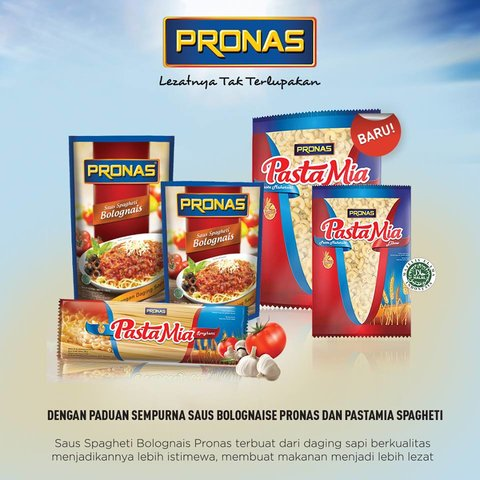 Kreasi Masakmu Video Competition Bersama Pronas dan Red1