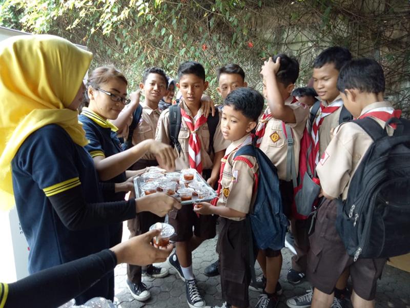 Pra Event Gemari SD IT Al Hikmah Petukangan Selatan - Pesanggrahan Jakarta