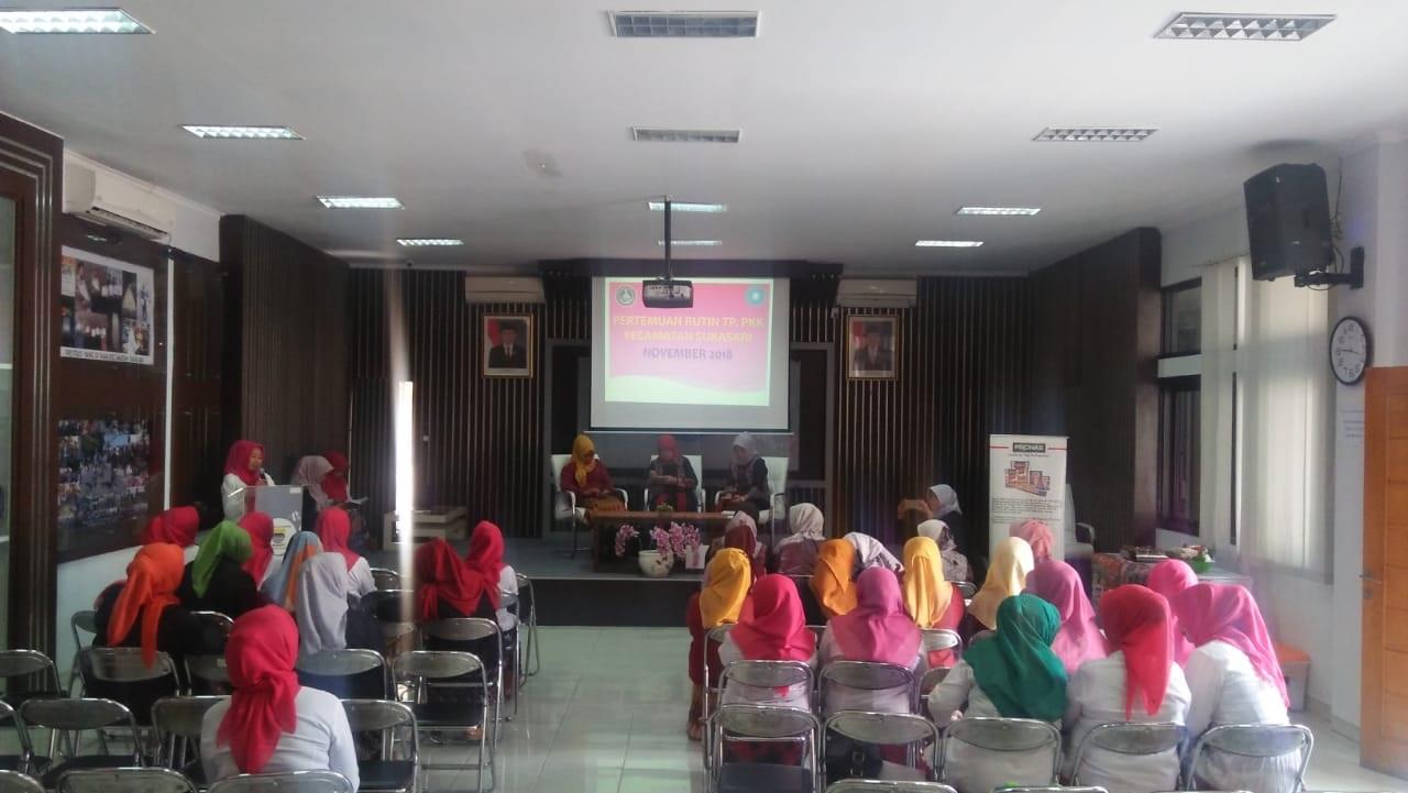 DPC Kecamatan Sukasaru, Bandung 7 Nov 2018