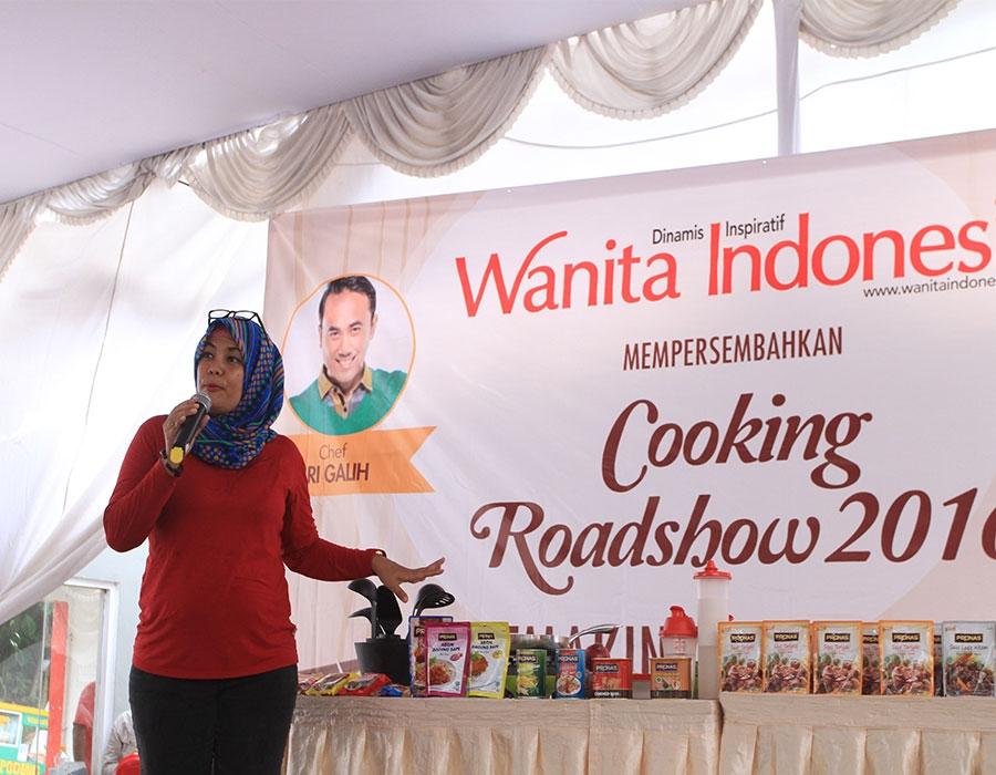Cooking Roadshow, Minggu - 1 Mei 2016