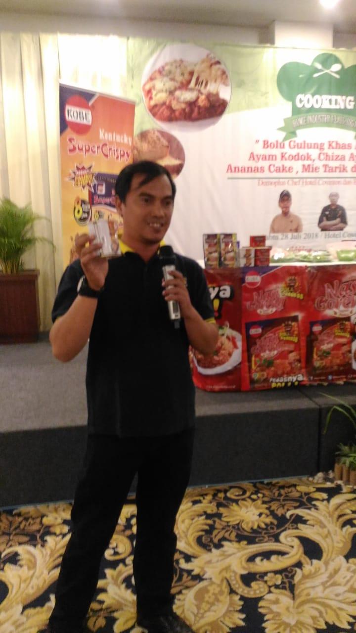 Cooking Class Koki Hotel Covinton Jogjakarta
