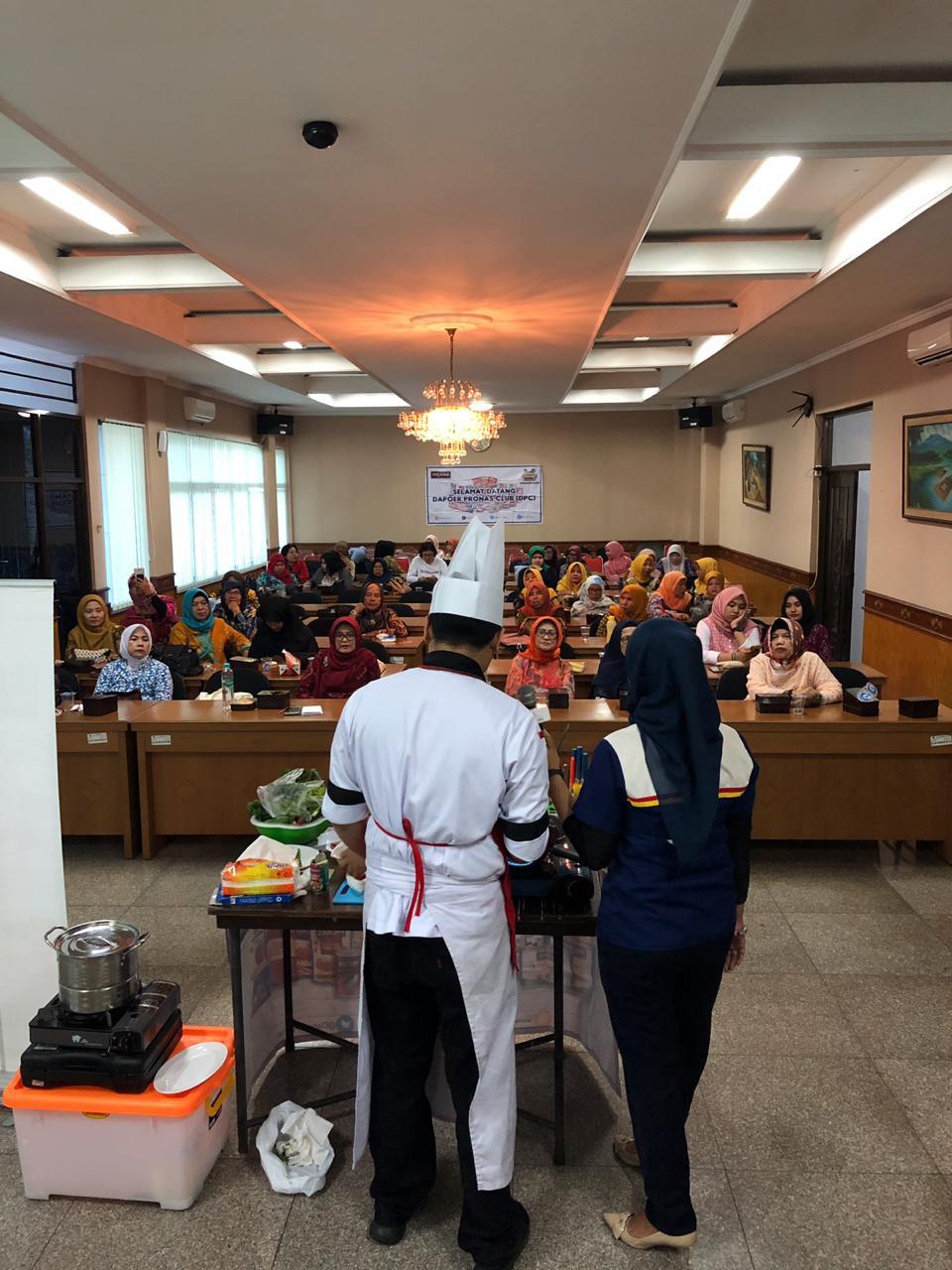 Acara Kopdar Dharma Wanita Dinas Kelautan dan Perikanan Prov. Jabar - 12 Juli 2019.
