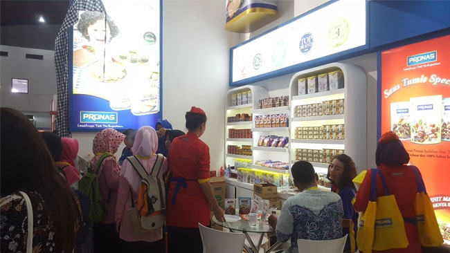 SIAL INTERFOOD 2016, 9 - 12 November JI EXPO Kemayoran