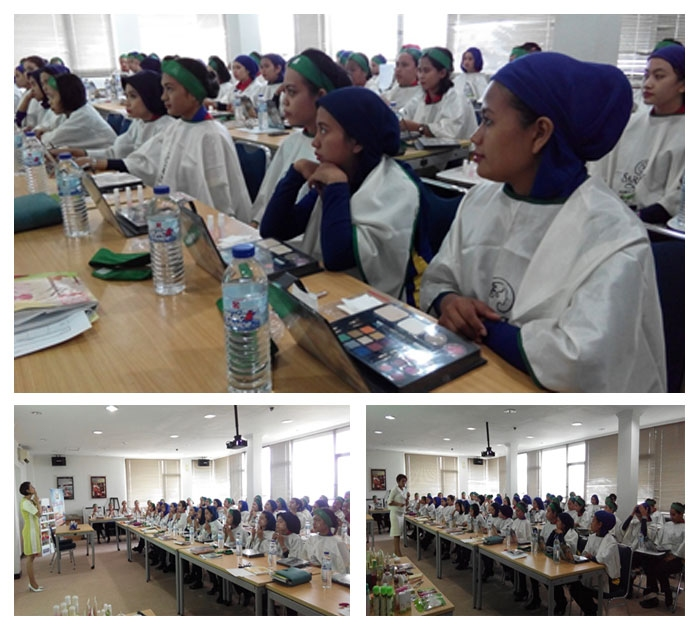 Beauty Class with Pronas - 3 Februari 2016