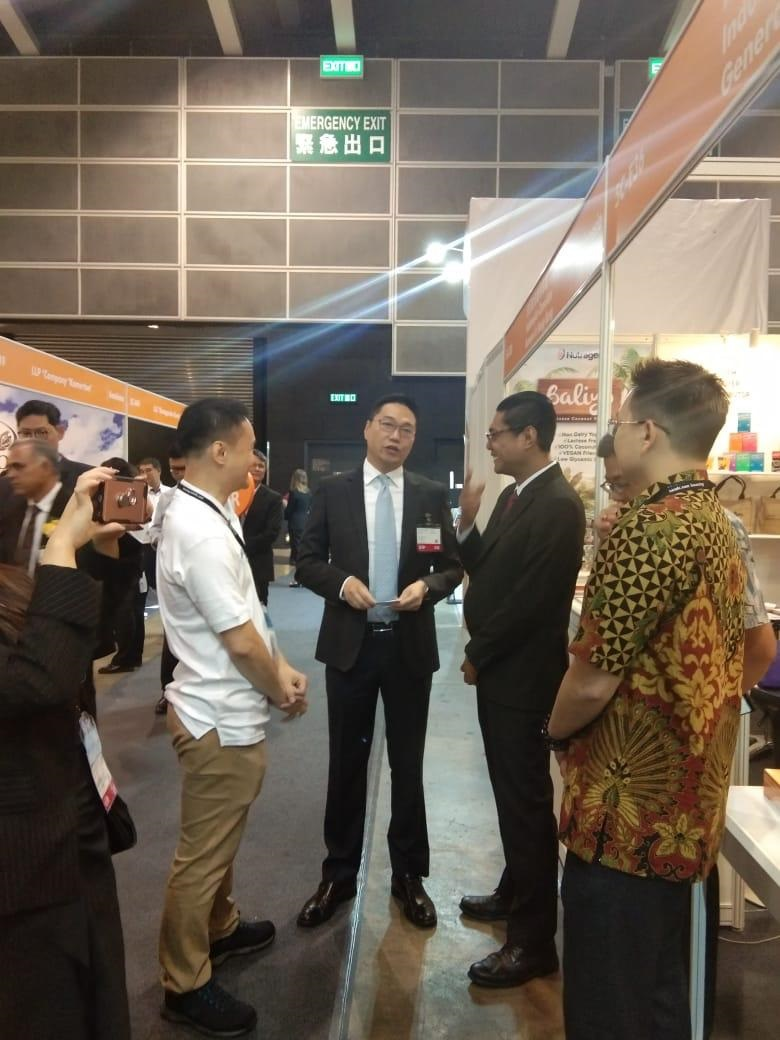 Pronas HKTDC Food Expo 2019