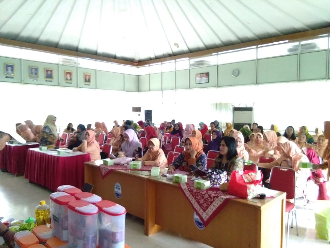 DPC Dharma wanita PDAM Semarang 9 November