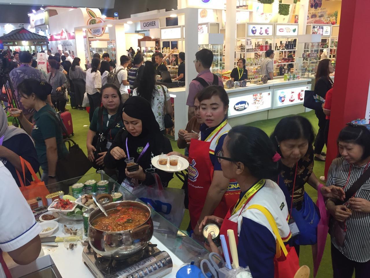 Pronas SIAL Interfood 2019