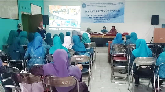 DPC Pronas PKK SIndangjaya, Bandung