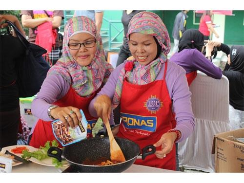 Dapoer Pronas Challenge Lap Tegalega Bandung 7 Juni 2015