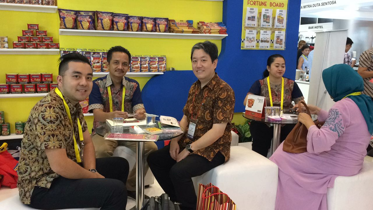 East Food Indonesia 2017