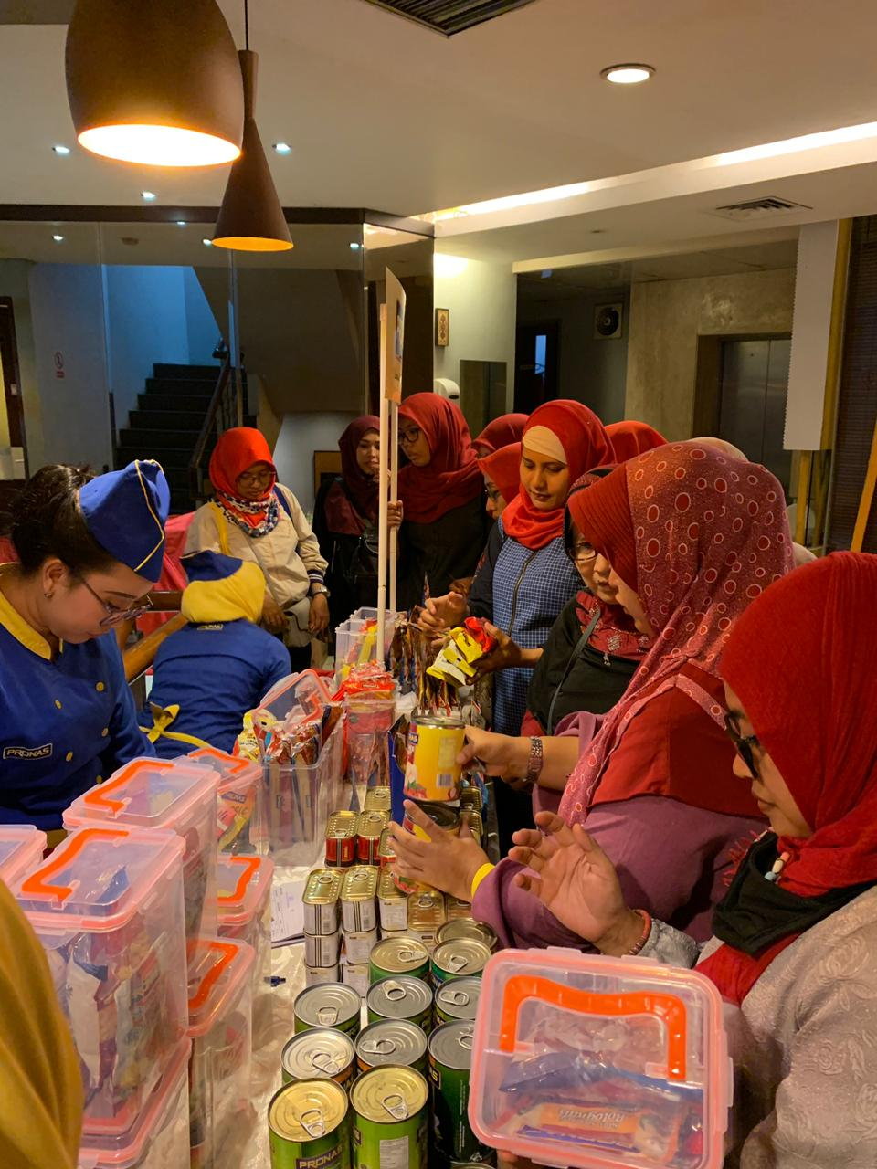 Special Dapoerpronas event Bukber di Munik