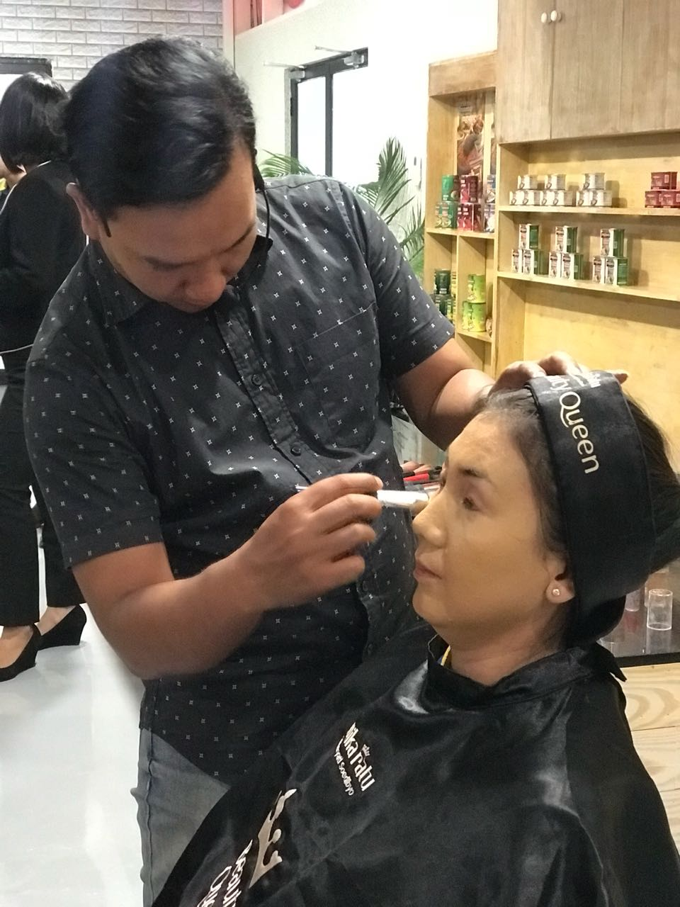 Beauty Class with Mustika Ratu