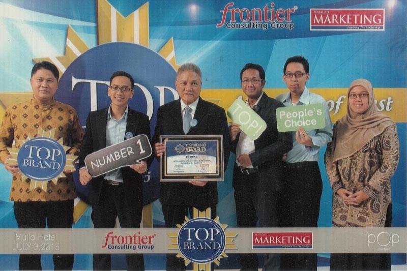 Top Brand Awards 2015 - 24 Juli 2015