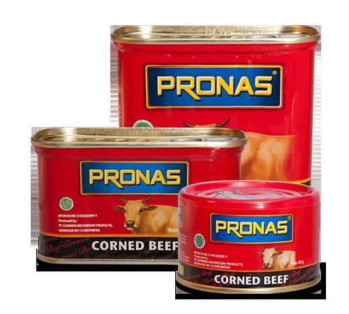 Cornet Beef Pronas