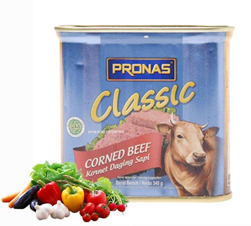Corned Beef Classic Chunky