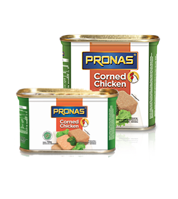 Halal Canned Corned Chicken