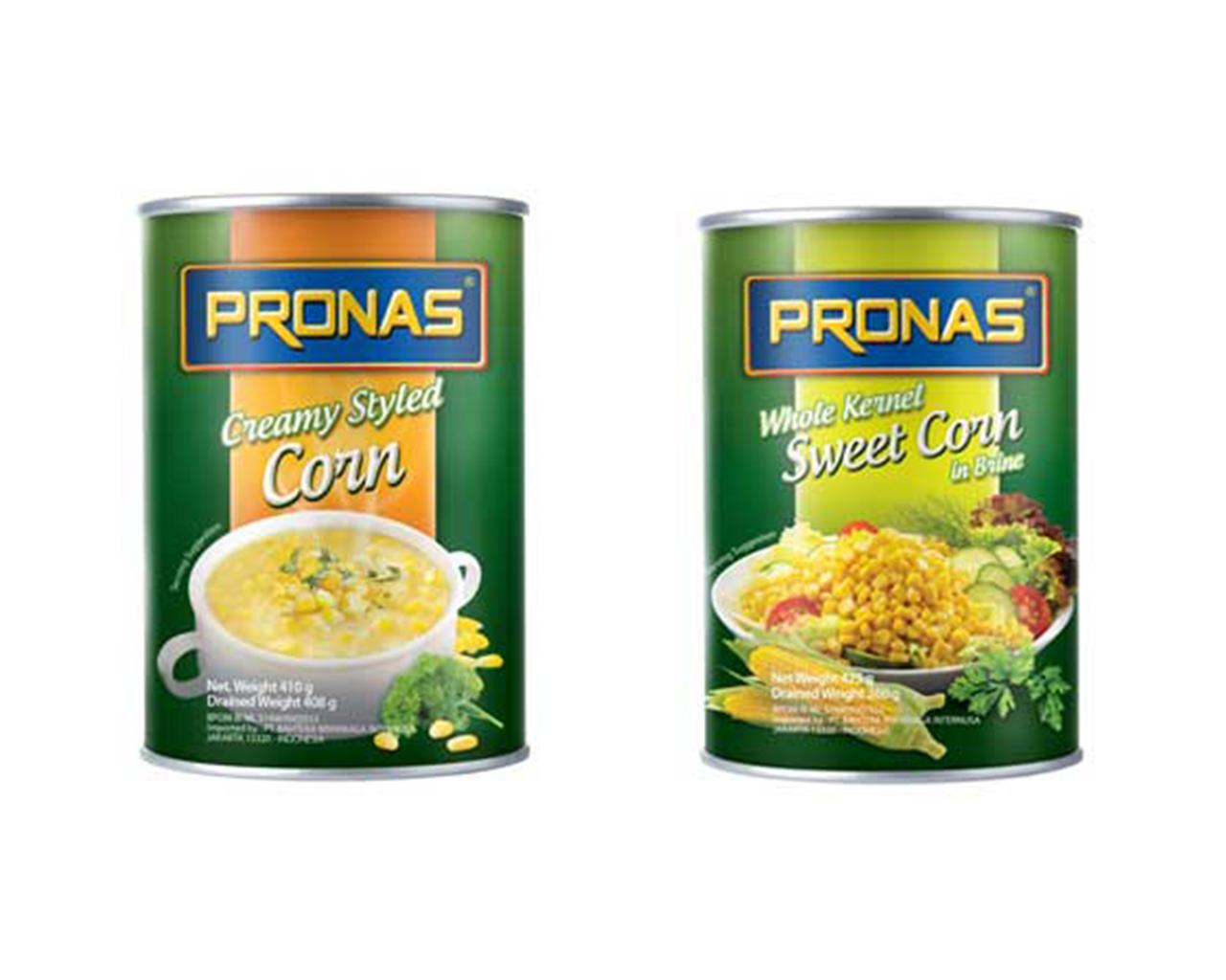 Jagung Manis Pronas