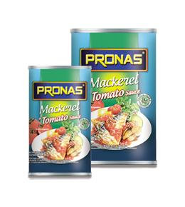Mackerel Tomato Sauce