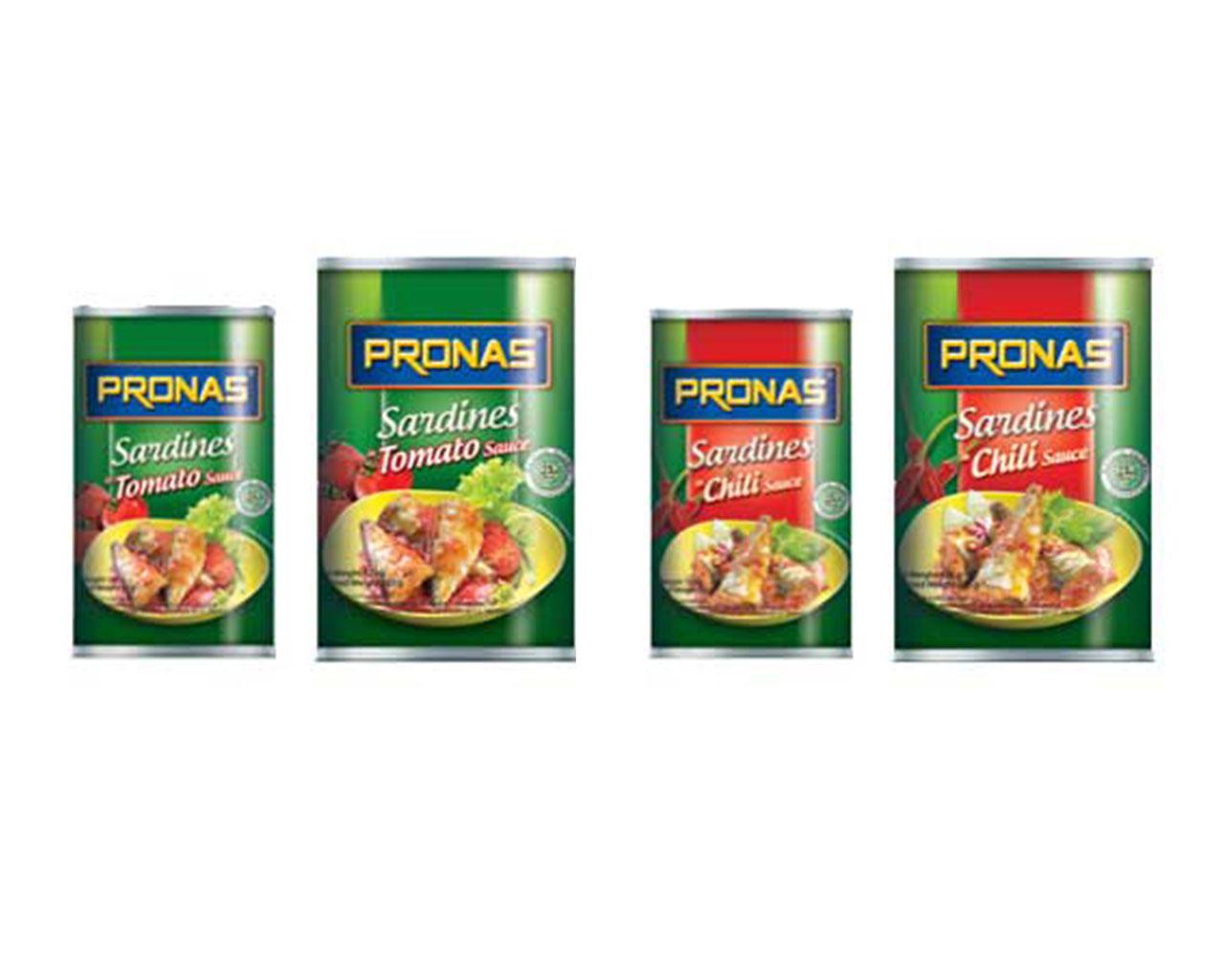 Sardines Pronas