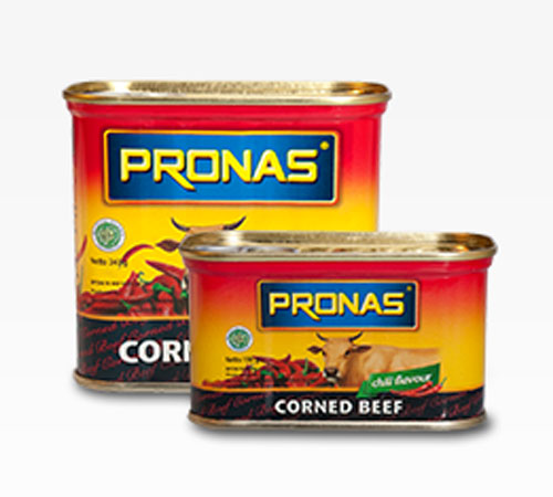 Corned Beef Chili Pronas