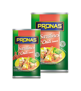 Halal Canned Sardine Fish with Chili
