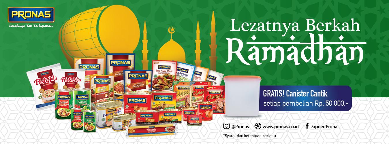 Lezatnya berkah ramadhan