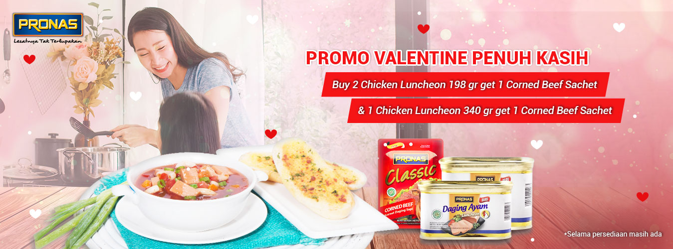 Promo Luncheon Pronas