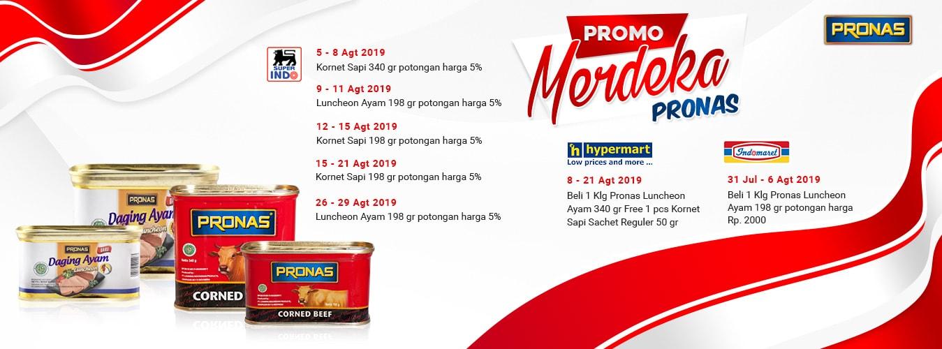 Promo Merdeka Pronas