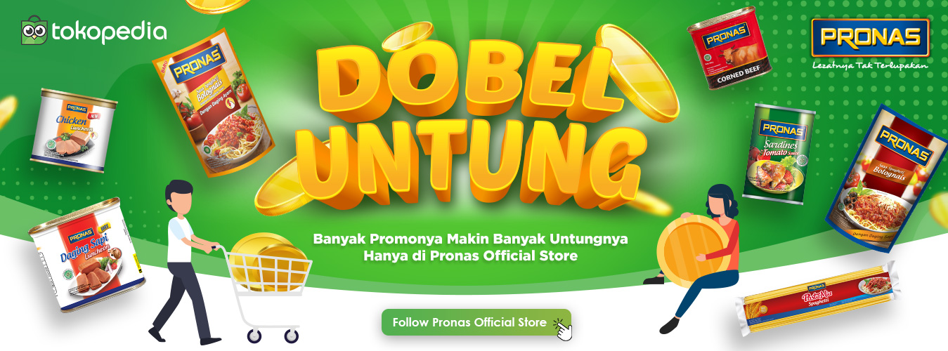 Pronas Tokopedia