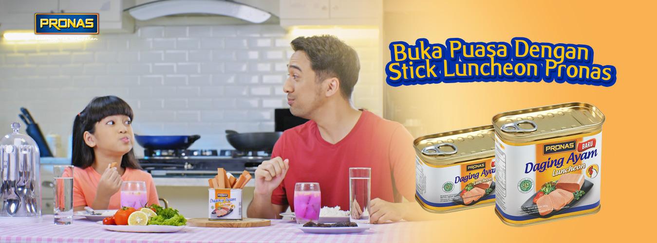 Buka Puasa Dengan Stick Luncheon Pronas