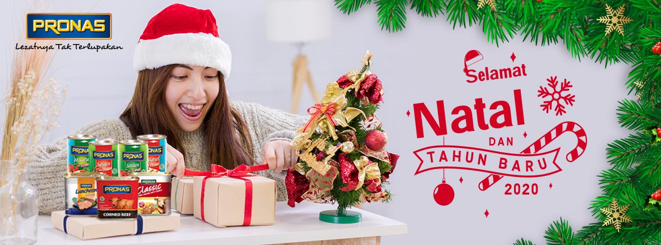 Greeting Christmas Pronas