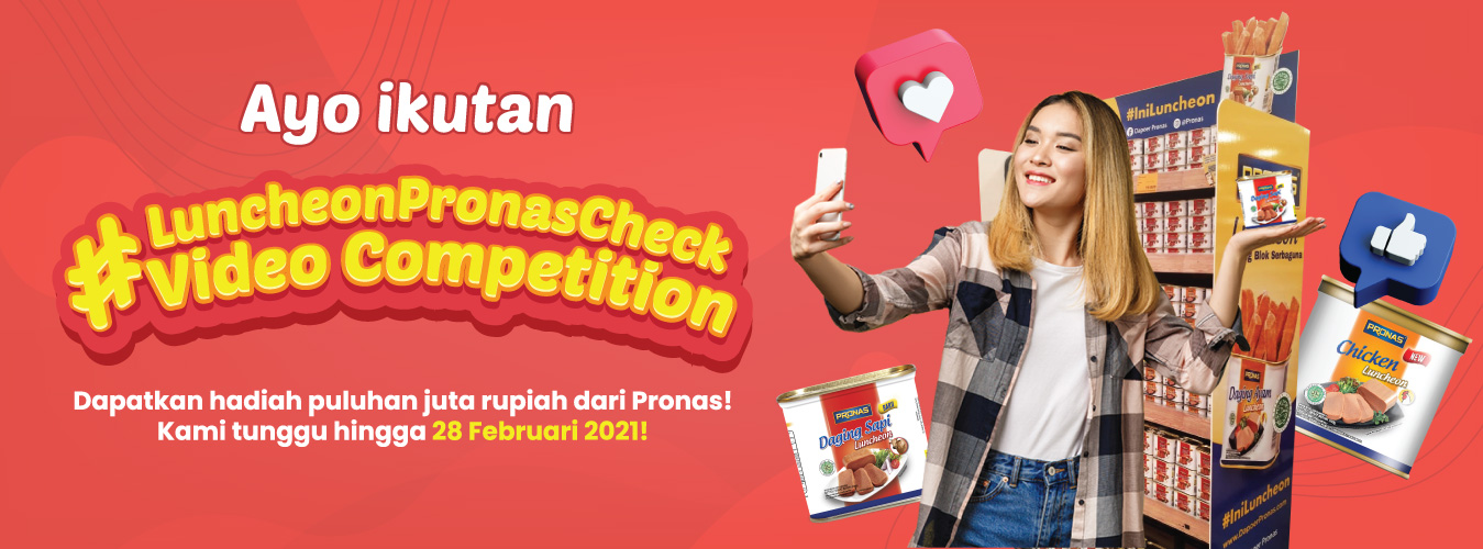 Pronas Video Competition