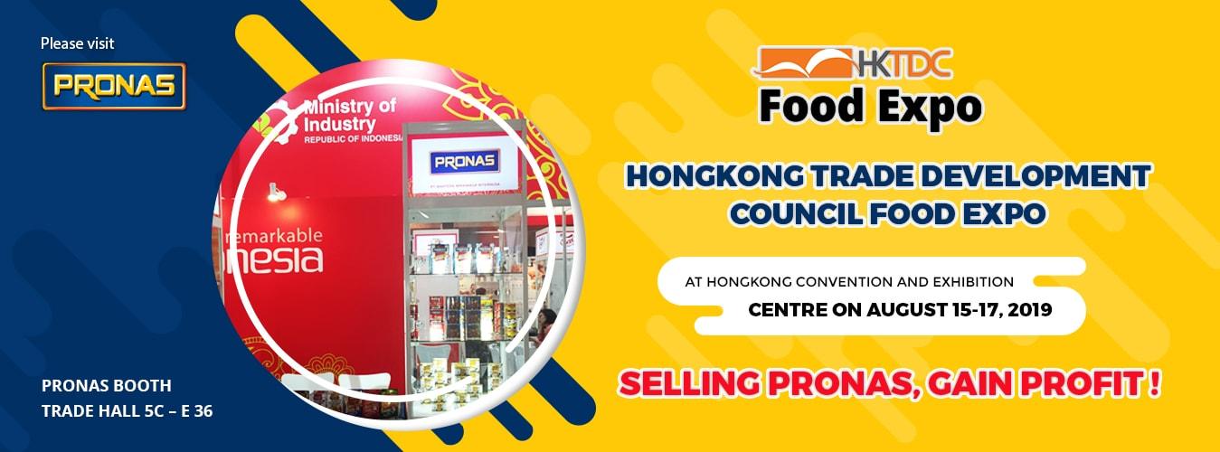 Hongkong food Expo Banner